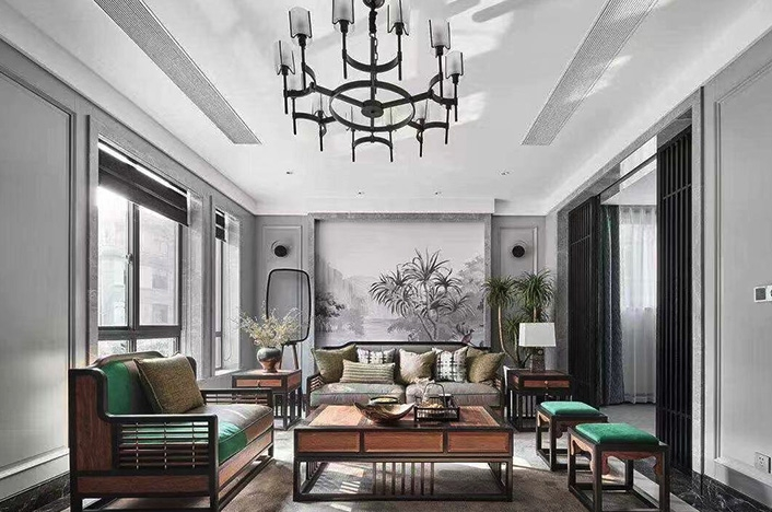 上海新中式全屋家具