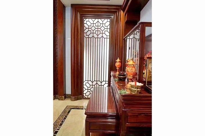 传统中式全屋家具